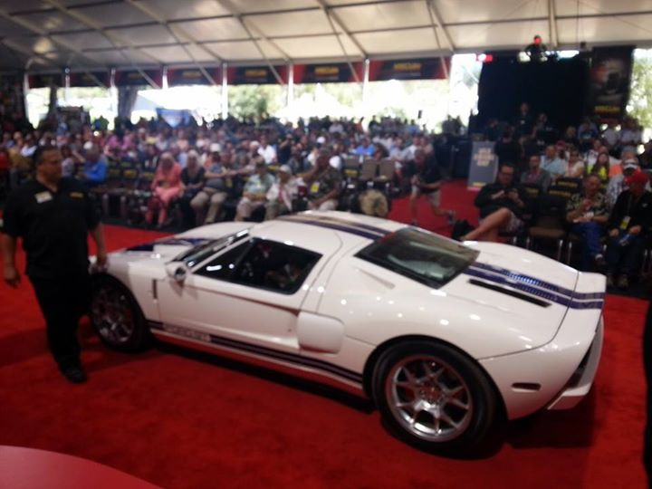 MECUM AUCTIONS — FORD GT GONE FOR $280, 000