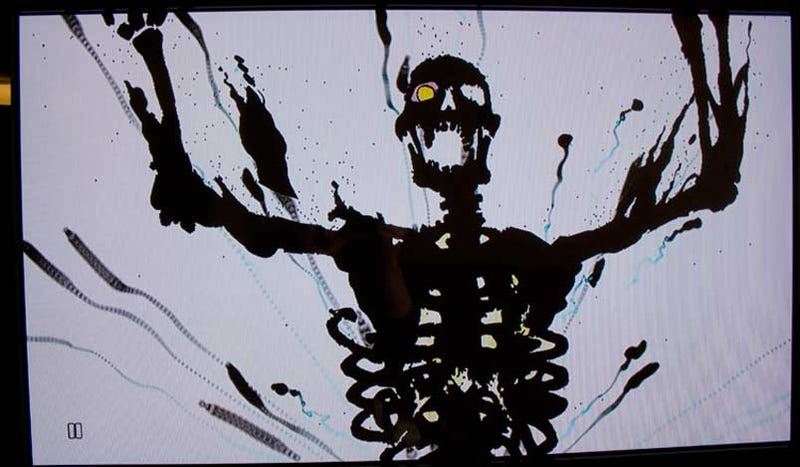 Lightning Review: Watchmen The Complete Motion Comic Blu-ray