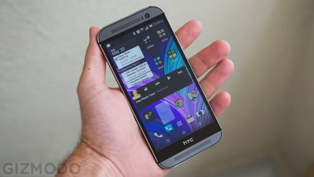 HTC Will Fix Your Busted Screen For Free in the First Six Months