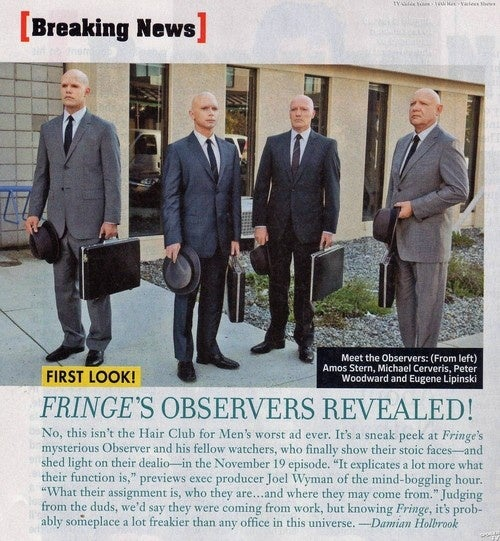 Fringe Observers