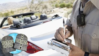 Five Myths About Traffic Tickets