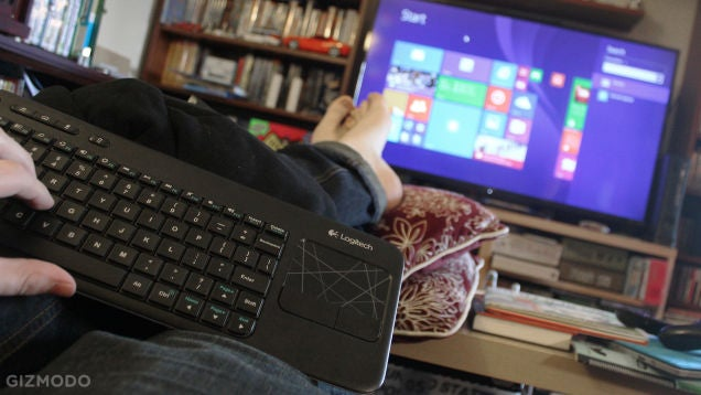 Logitech's New Couch Keyboard Is Still One Of The Best