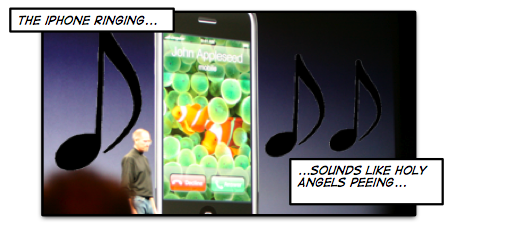 iPhone Ringtone Sounds Like Holy Angels Tinkling: Download it Here
