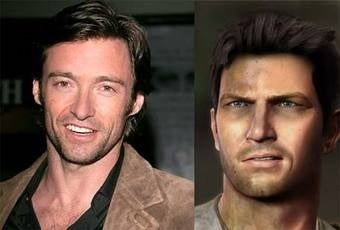 Drake's Voice Actor Says Jackman's the Man