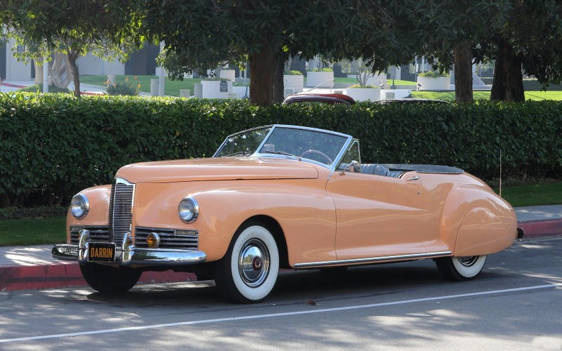 Packard made some beautiful cars