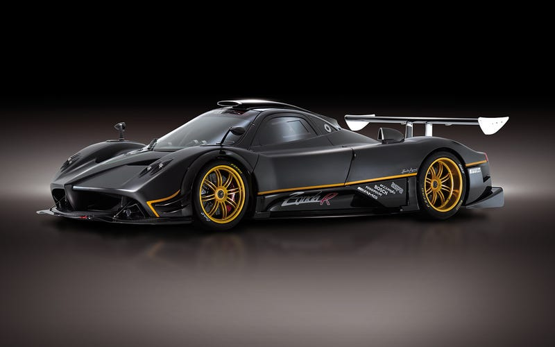 Pagani Zonda R: A $1.8 Million Farewell Party