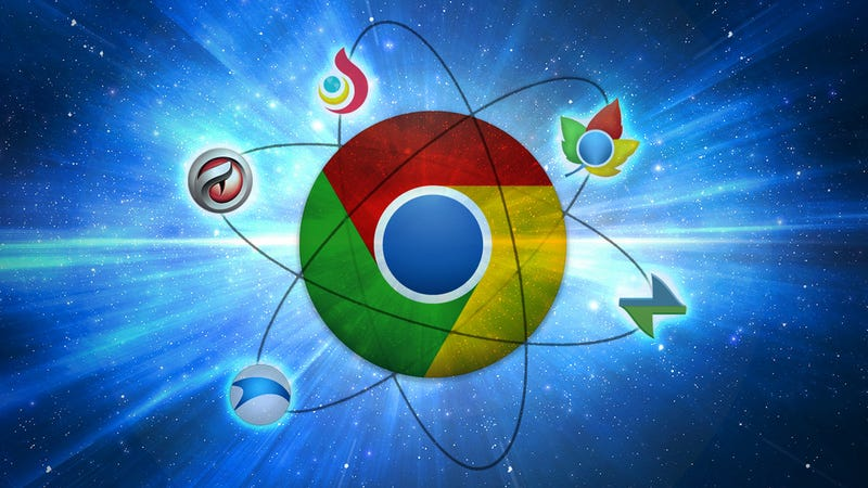 Four Alternative, Useful Browsers Based On Google Chrome