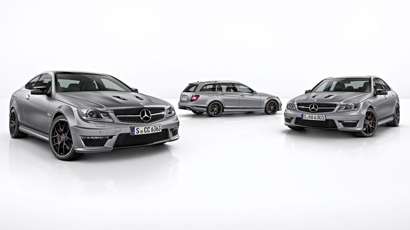 Mercedes-Benz C63 AMG Edition 507: A Black Series For The Masses
