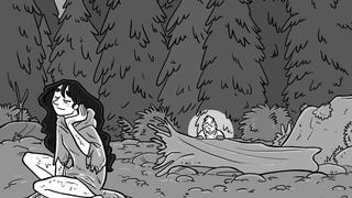 Genderqueer Fisher Accidentally Steals A Selkie's Skin In This Webcomic