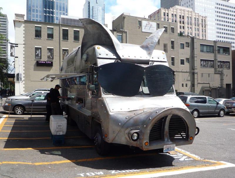 The Ten Weirdest Food Trucks In The World