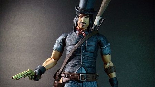 It Takes an Action Figure to Bring Red Dead's Jack Marston to Life