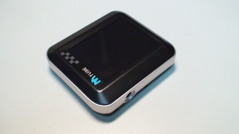 MTube, the Smallest PC in the World in Action