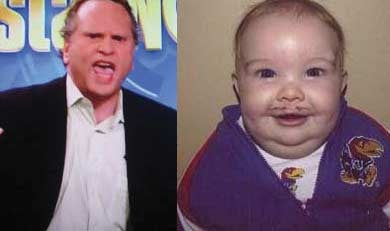 SHOTY Title Game: Buzz Bissinger Vs. Baby Mangino
