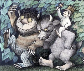 Brash Developing Where the Wild Things Are Game