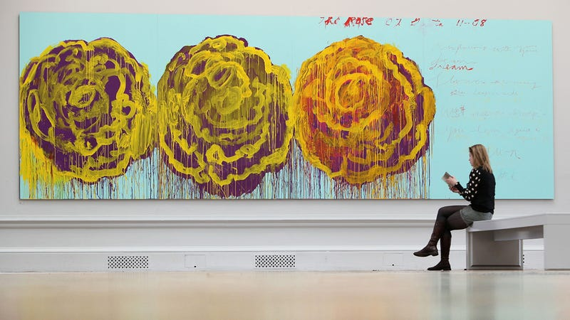 Artist Cy Twombly Is Dead at 83