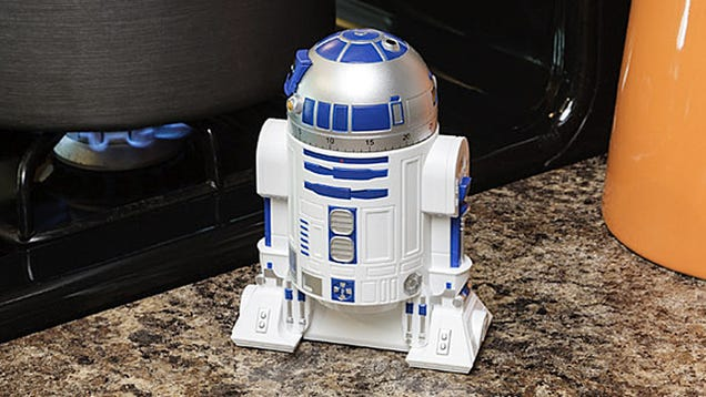 Being a Kitchen Timer Is R2-D2's Latest Side Job