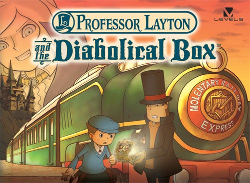 Professor Layton and the Diabolical Box Review: My Cup of Tea