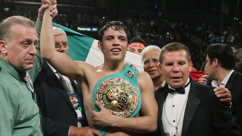 Is Julio Cesar Chavez Jr., The Justin Bieber Of Mexican Boxing, Actually Any Good?