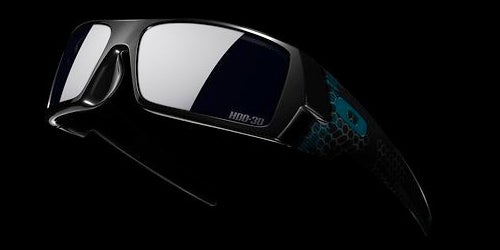 Oakley's 3D Glasses Arriving Just in Time For Tron Legacy