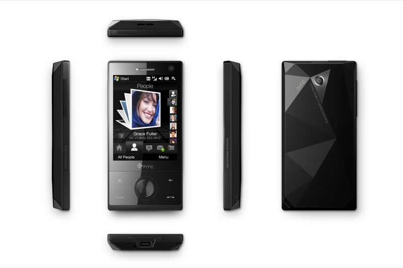HTC Touch Diamond: the Blurb, Specs and Official Pics