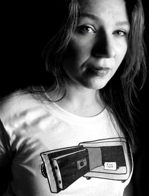 """Designer: """"I Was Raped"""" T-Shirt Intended To Empower"""