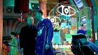 Terry Gilliam's <em>The Zero Theorem</em> Is a Grim Facebook Dystopia