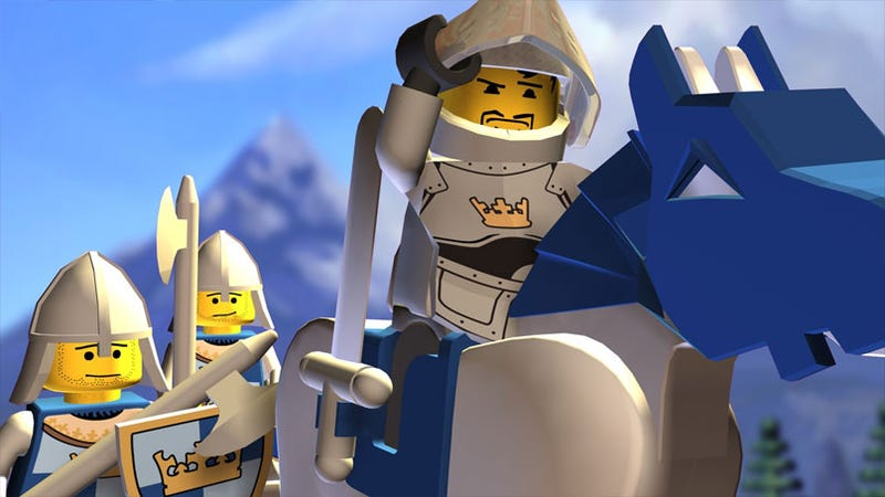 Wizards, Pirates, and Aliens Unite in Lego Battles