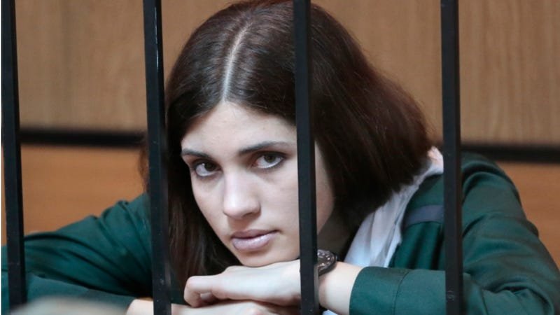 Jailed Pussy Riot Member Would Really Like to Leave Prison Now, Please
