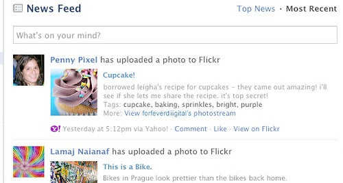 Automatically Post Flickr Photos to Facebook for Easy Sharing