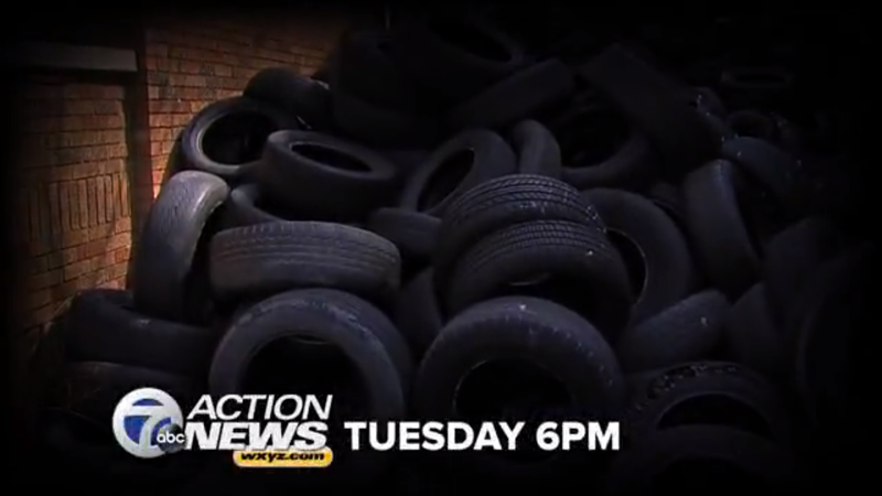 Need A Spare Tire? Visit A House On Detroit's East Side