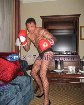 Margarito Questions De La Hoya's Machismo
