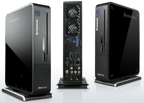 Lenovo IdeaCentre Q700 Wants To Be Your Lounge Room's Black Box