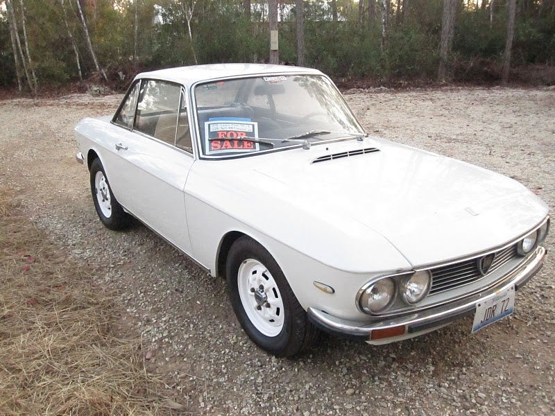 For $9,000, This Lancia's Cup is Half Fulvia
