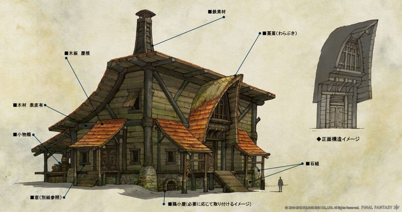 At Least Final Fantasy XIV's Art Isn't Drowning in Buttons