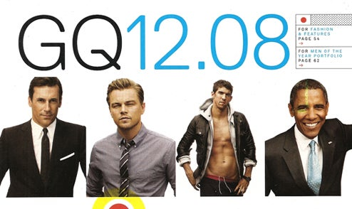 "Eye Candy: The Hottest Pictures From GQ's ""Men Of The Year"" Issue"