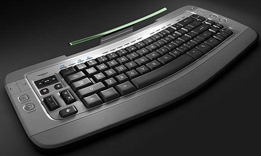 Illuminated Keyboard Concept: No More Fumbling Around in the Dark