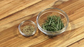 The Best Dried Herbs to Substitute for Fresh