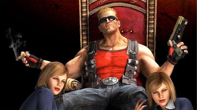 Duke Nukem Forever 'First Access' Demo Appears Imminent