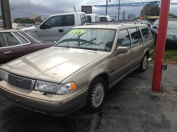 NPOCP: 1996 Volvo 960 Wagon for $3000