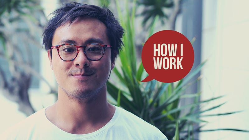 I'm Brian Lam, and This Is How I Work