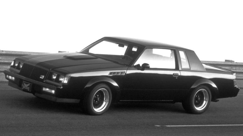 What Possessed Me To Make A Buick Grand National Documentary