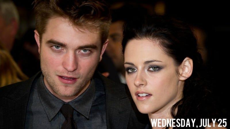 Kristen Stewart Cheats on Vampire Boyfriend With Married Human Father of Two
