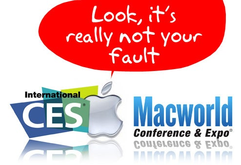 Is CES Still Trying To Seduce Apple?