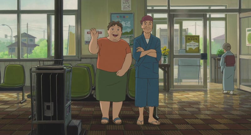 Ghibli's Newest is a Tale of Friends, Family, and the Supernatural