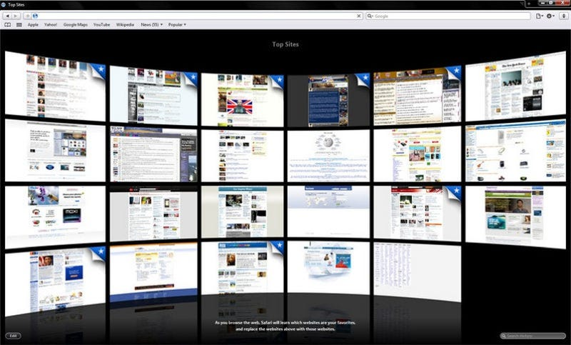 Have You Made Safari 4 Your Default Browser?