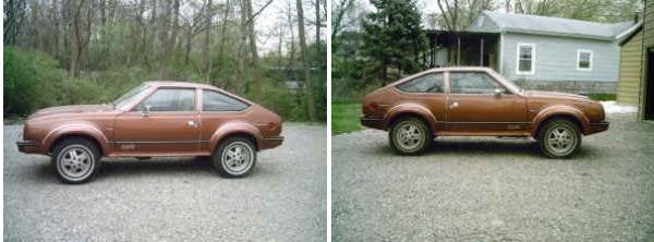 1982 AMC Eagle, Claimed Rust Free