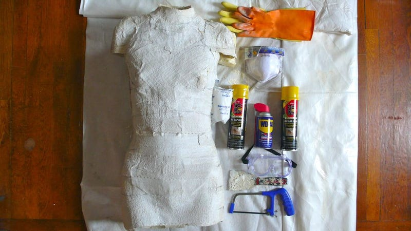 How To Make A Custom Dress Form: Part One