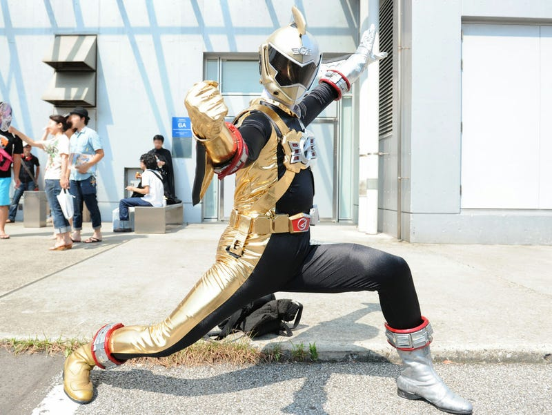 Japanese Cosplayers Turn Up the Summer Heat