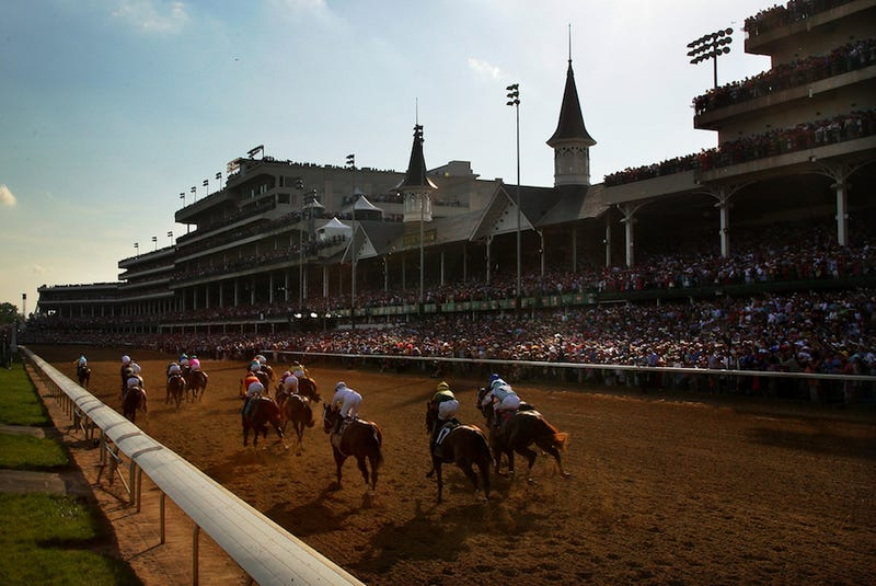 Murder At The Kentucky Derby [UPDATE]