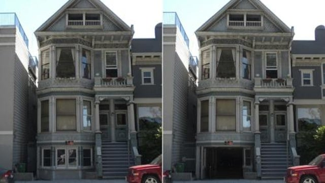 Holy Garage, Batman! This San Francisco House Hides a Secret Batcave
